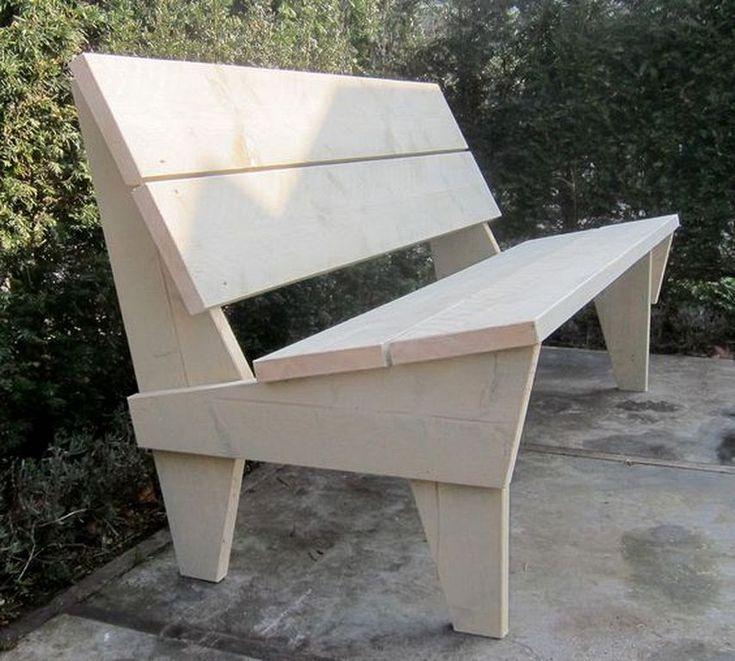 Garten Bank Diy Outdoor Furniture Outdoor Furniture Bench Designs
