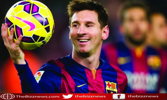 Top 10 Highest Paid Sportsmen in The World 2016 Messi