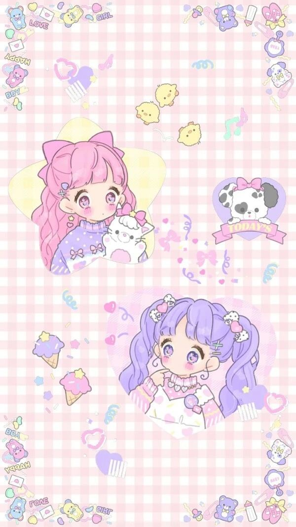 Pin By Daria Russkikh On Anime Manga Kawaii Wallpapers Pinterest Kawaii Wallpaper And Kawaii Background