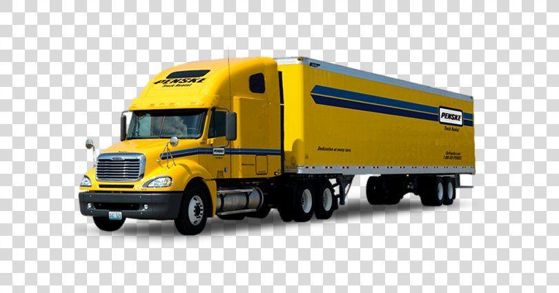 Penske Truck Leasing Truck Driver Semi Trailer Truck Penske Truck Rental Truck Png Penske Truck Leasing Automot Trucks Semi Trailer Truck Automotive Design