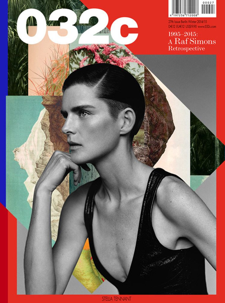 20 Beautiful Collages In Print Design Fashion Poster Design