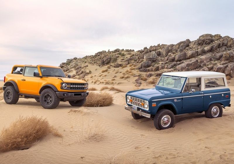 2021 Ford Bronco 2door in 2020 Ford bronco, New bronco