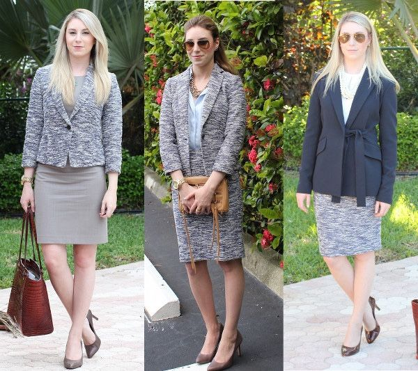 Spring 2016 Suiting and Separates with Tahari ASL