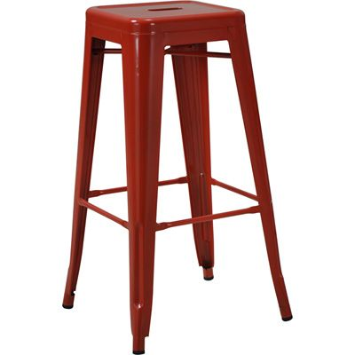Admirable Industrial Metal 2 Pack Bar Stools Red Meijer Home Forskolin Free Trial Chair Design Images Forskolin Free Trialorg