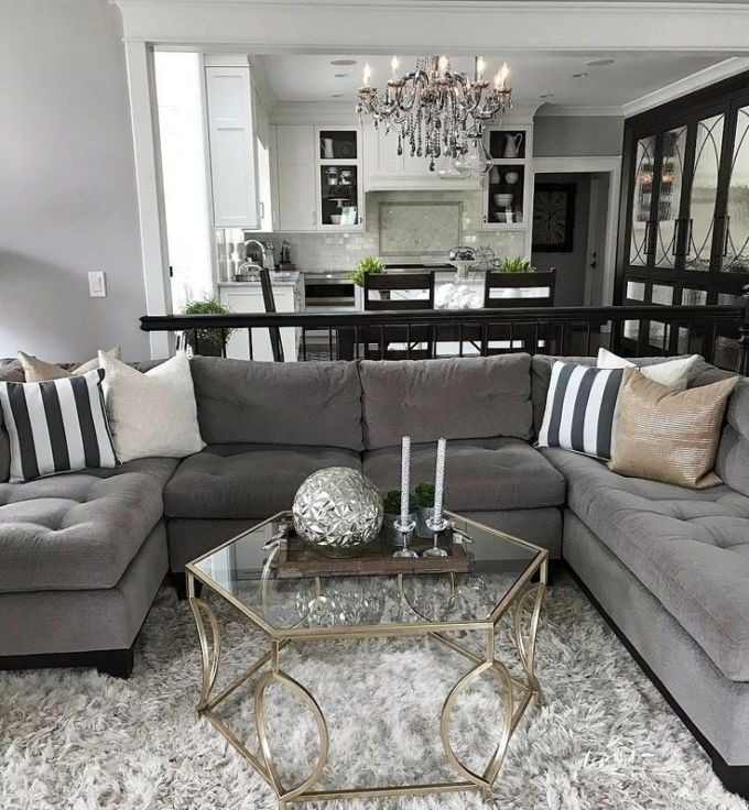 Why You Should Not Go To Living Room Ideas Grey | Silver ...