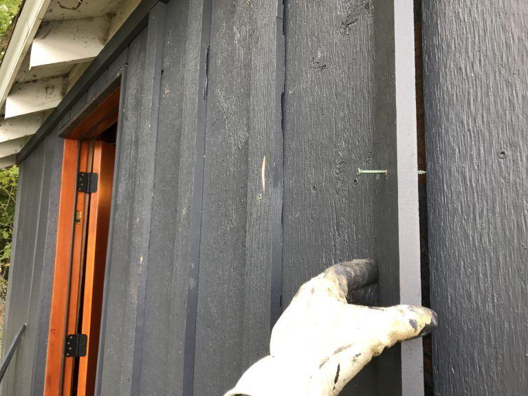 Board And Batten Siding In 2020 Board And Batten Siding Wood Siding Exterior Board And Batten Exterior