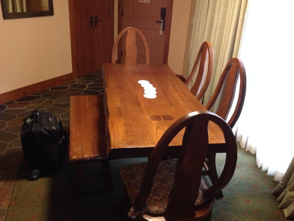 Entrance Dining Table