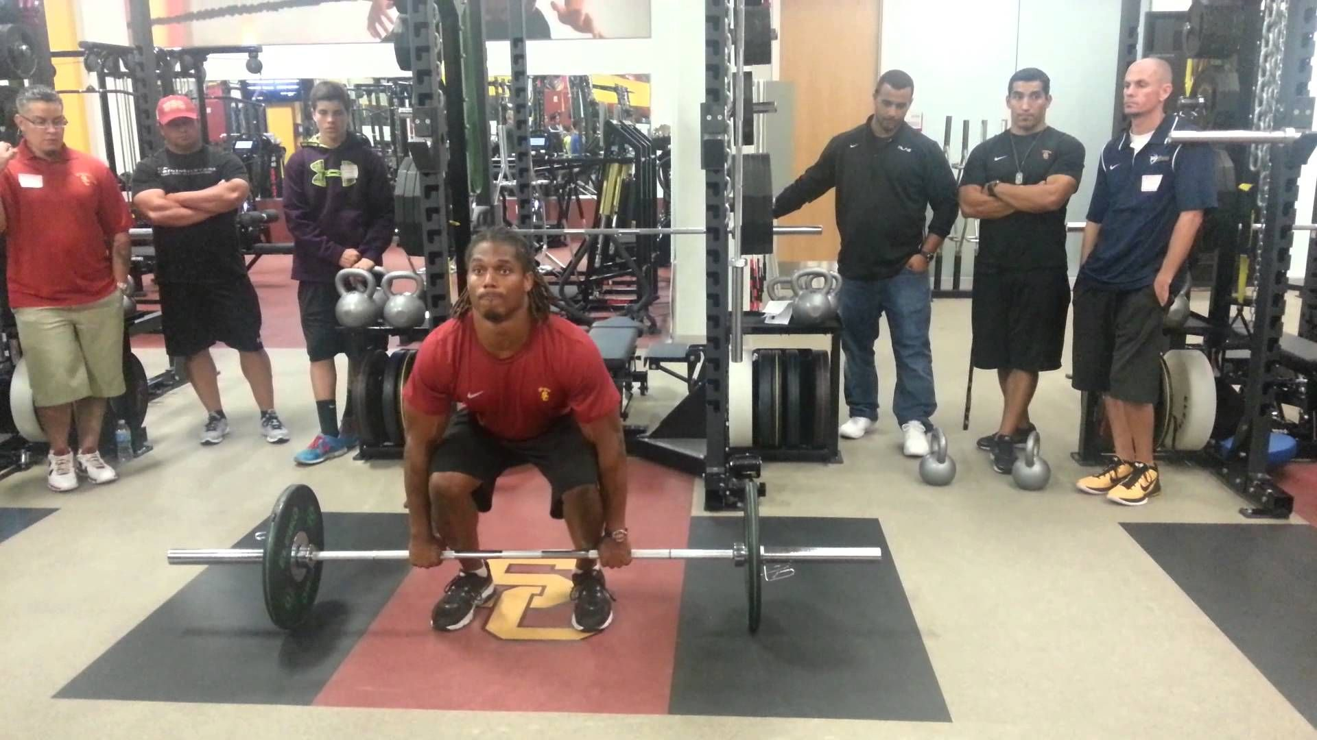 Usc Strength Training