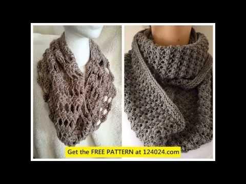 crochet katniss cowl - YouTube | Scarfs videos | Pinterest | Crochet ...