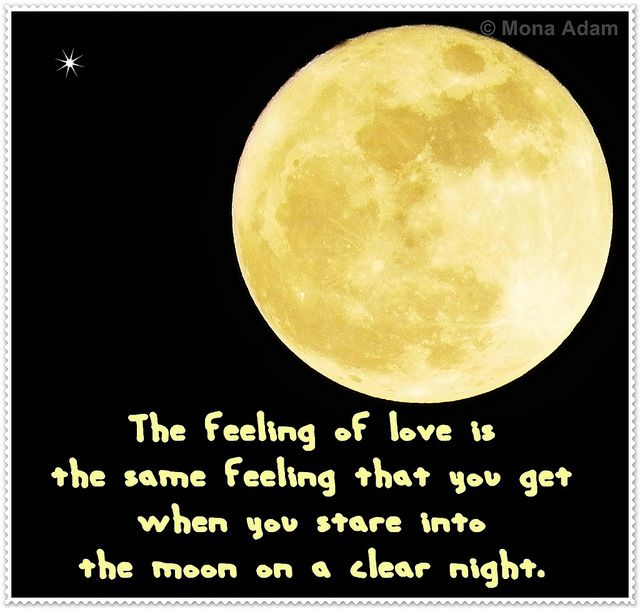 Cool Sayings About Moon: Beautiful Full Moon Quotes