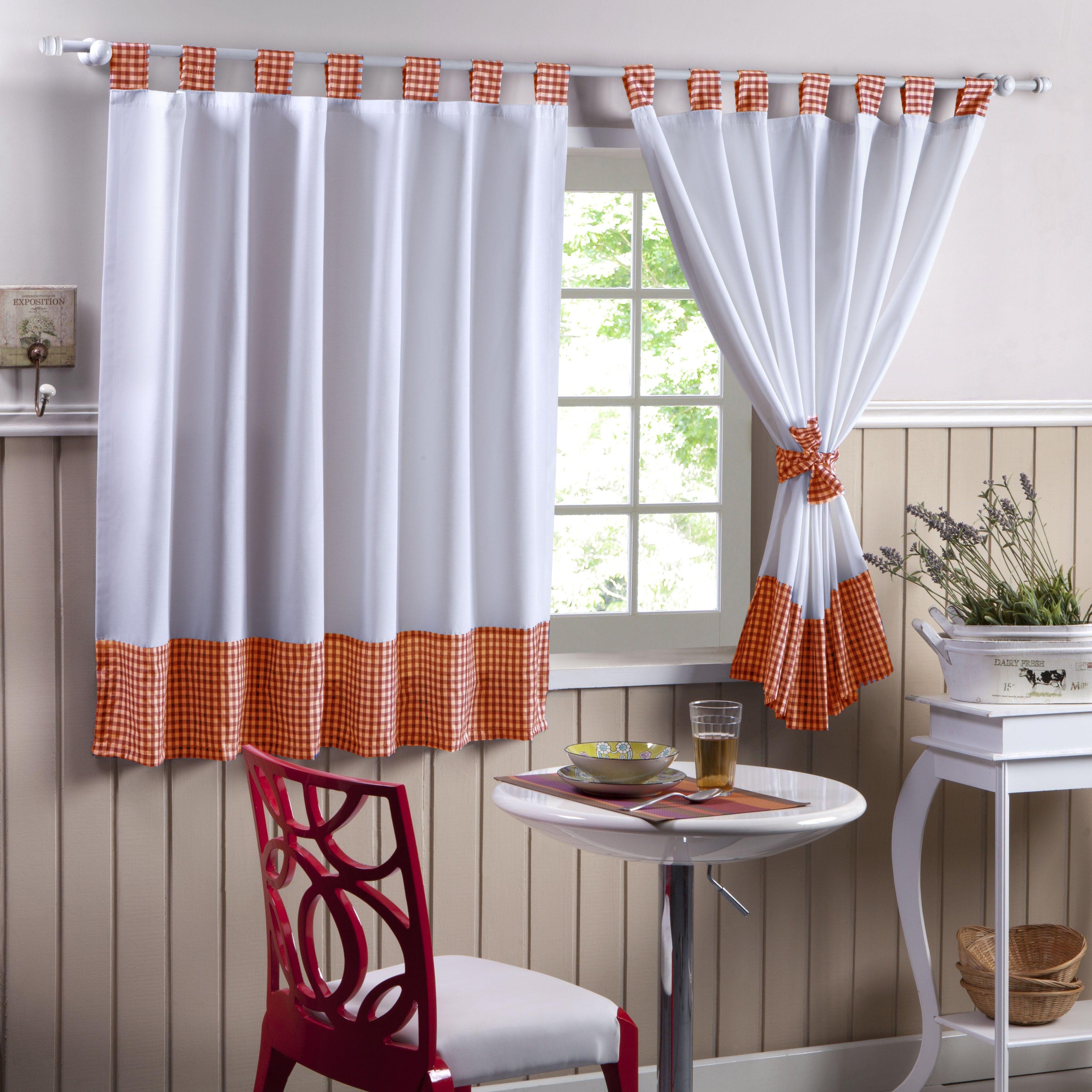 modelos de cortinas para cozinha
