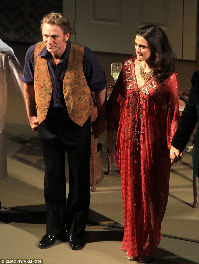 Rachel Weisz And Daniel Craig 2014