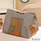Casserole Carrier - I want to make these as gifts!
