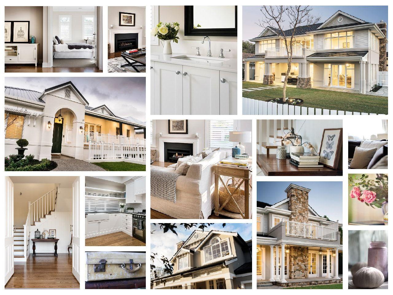 Hampton Style Homes | Luxury Homes Perth | Oswald Homes | House ...