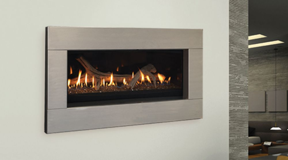 Echelon Direct Vent Gas Fireplaces By Majestic Products With