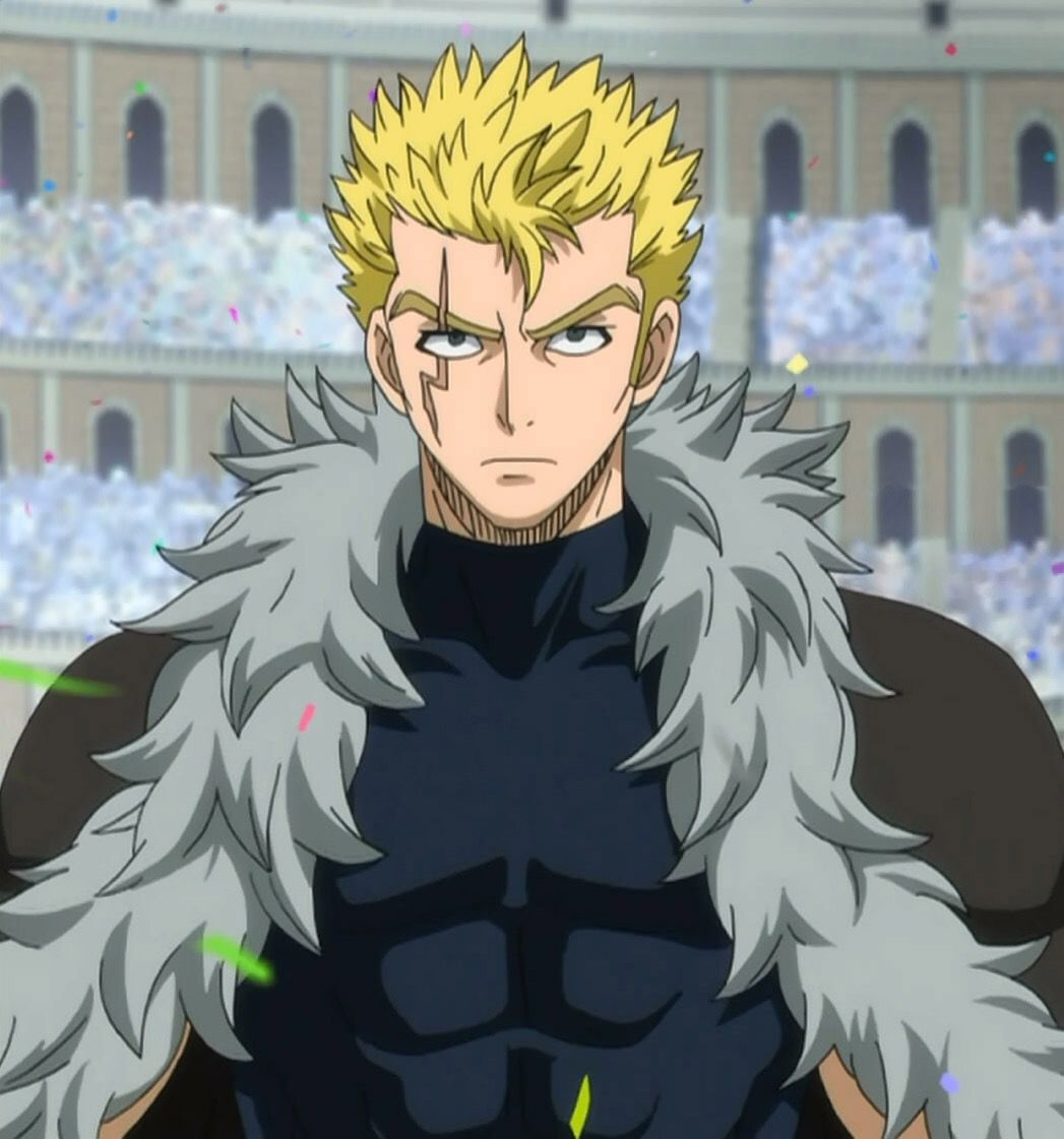 Laxus Dreyar Lightning Dragon Slayer Fairy Tail ️