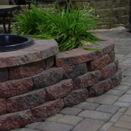 Retaining Wall Blocks Landscaping Retaining Walls Retaining Wall Blocks Garden Wall Block