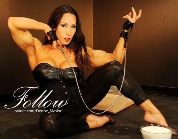 Denise Masino | ripped | Dresses, Fashion, Bodybuilding