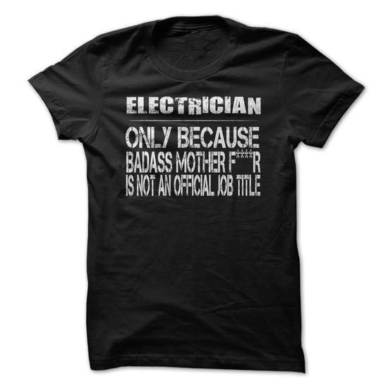 Awesome Electrician Shirt - #gift card #gift bags. GET IT => https://www.sunfrog.com/Funny/Awesome-Electrician-Shirt-z47n.html?68278