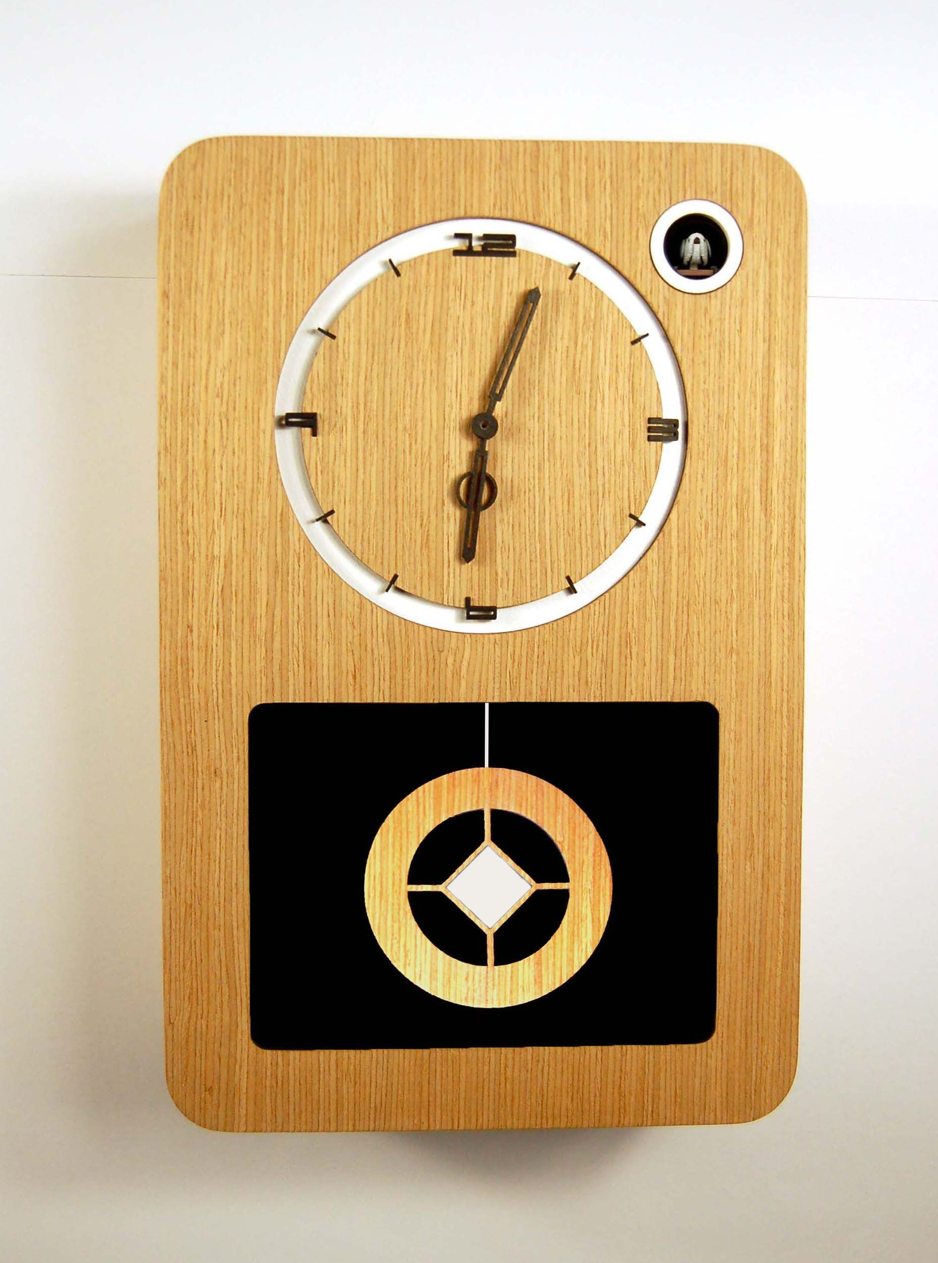 Cuckoo Clock,Modern Cuckoo Clock,Wall Clock,Table Clock,Pendulum ...