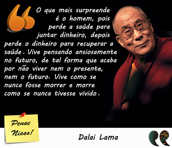 Frases De Homem Dalai Lama Poemascitações