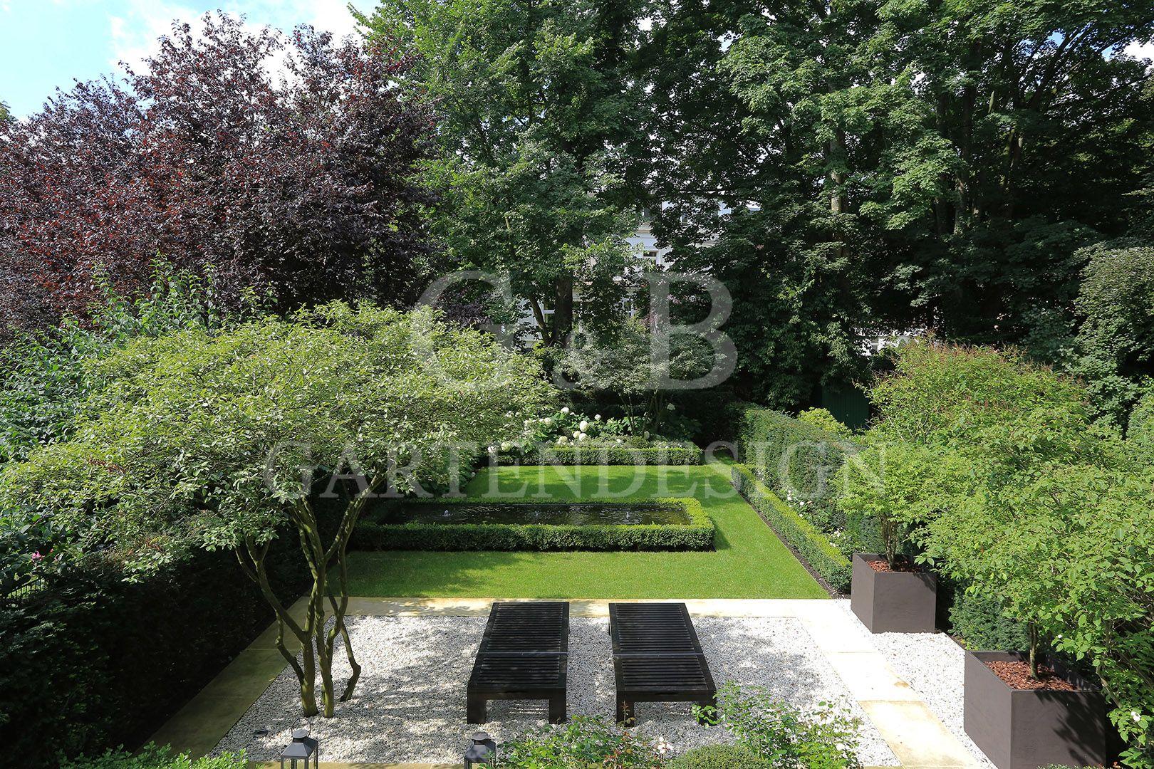 Stadtvilla Im Park Hamburg Gempp Gartendesign Garten Design Gartengestaltung Bilder Garten Landschaftsbau