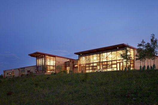 Grange Insurance Audubon Center Designgroup Yard Lights