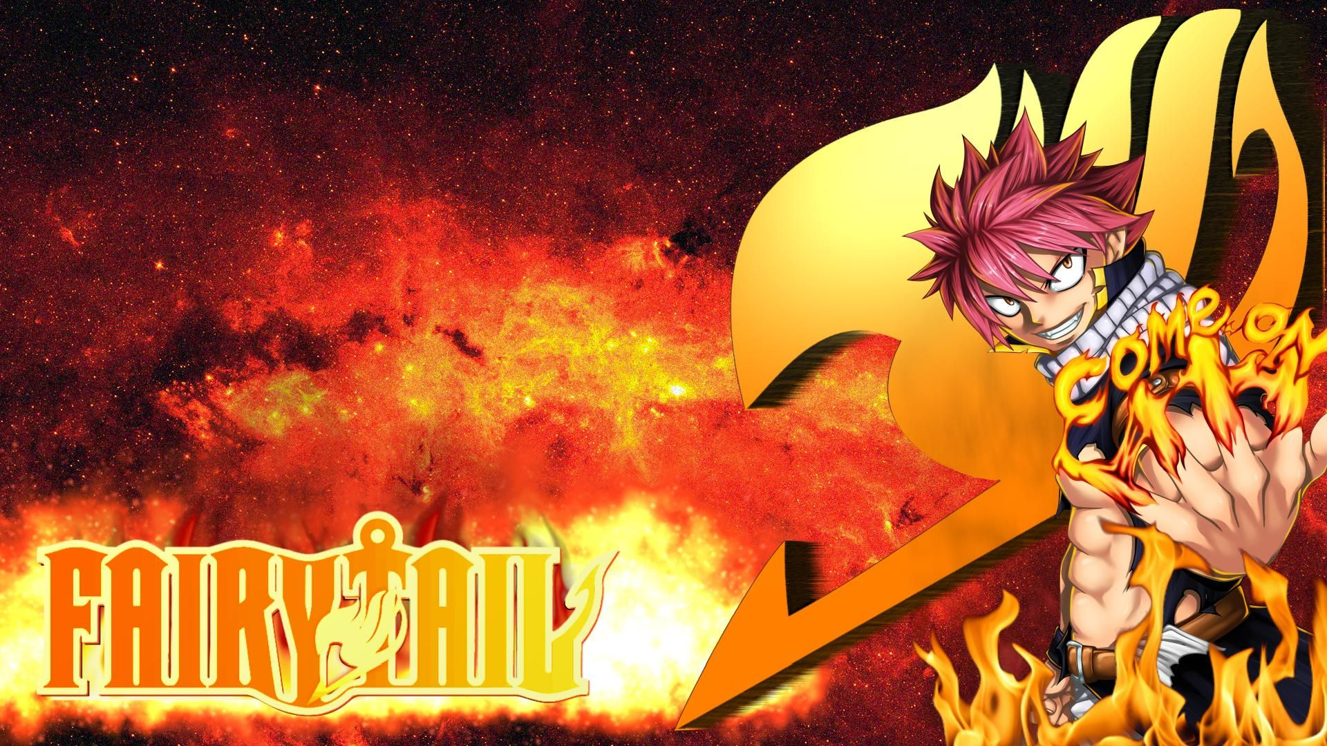 Fairy Tail Natsu Wallpaper For Iphone Sdeerwallpaper Wallpaper Wallpaper Iphone Summer Wallpaper Iphone Disney