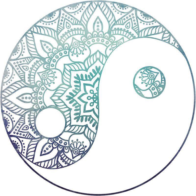 Ying Yang Tattoo Ideas Manda