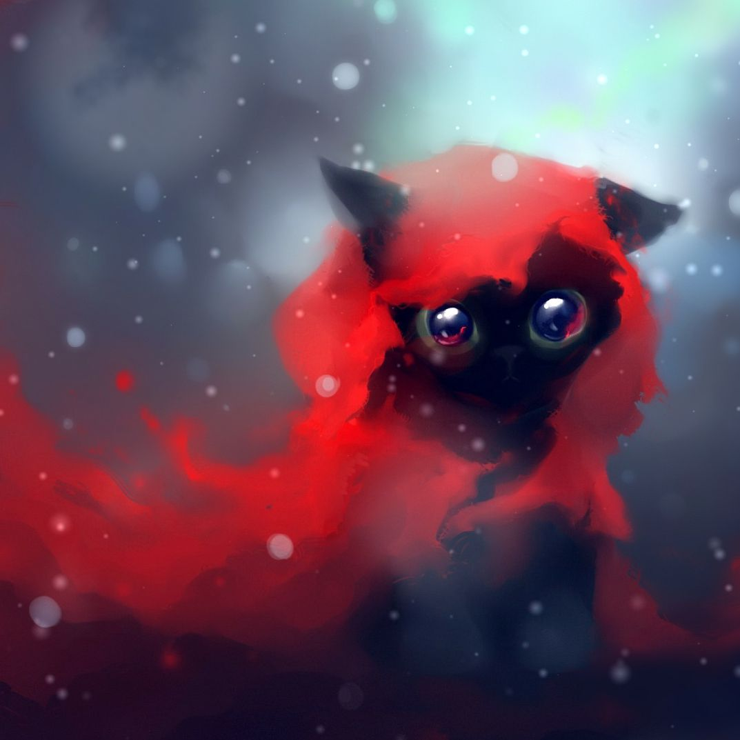 Download Little Cat Red Riding Hood Live Wallpaper Engine Free