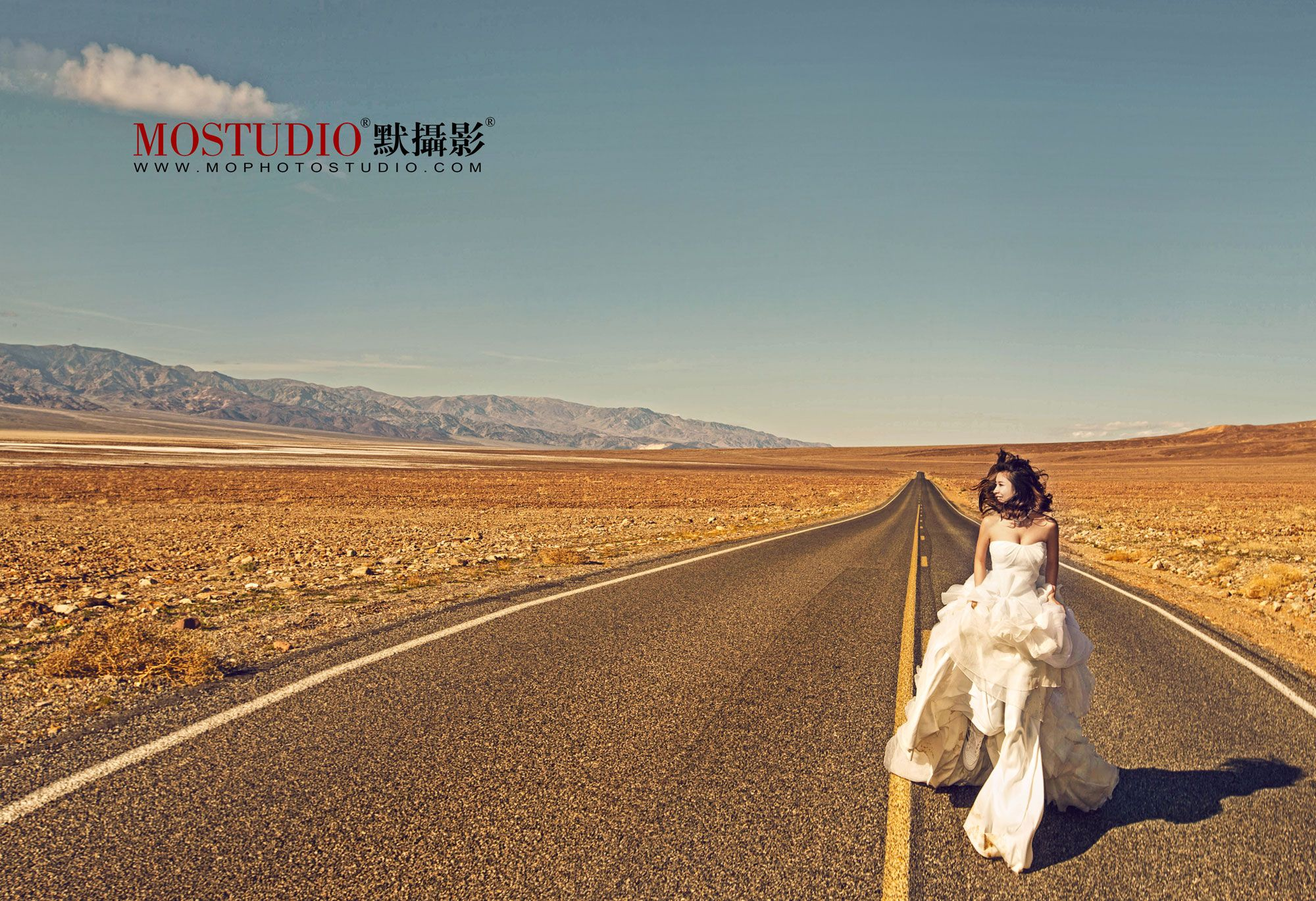 美国婚纱旅拍