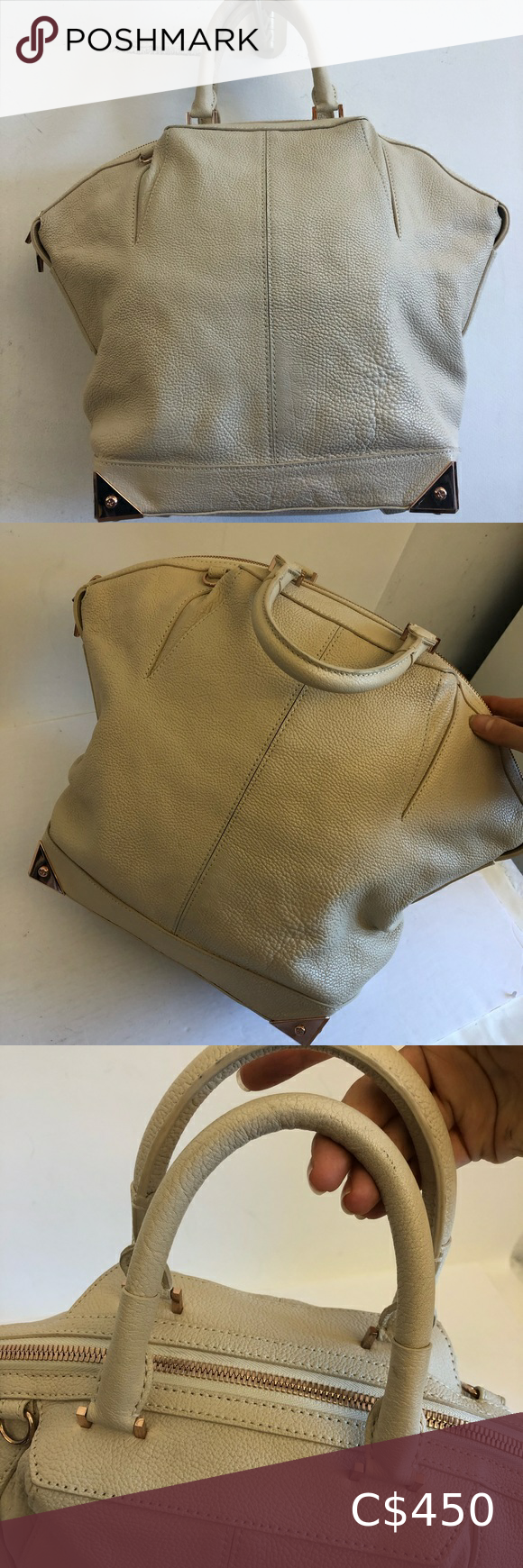 Alexander Want Large Beige Bag