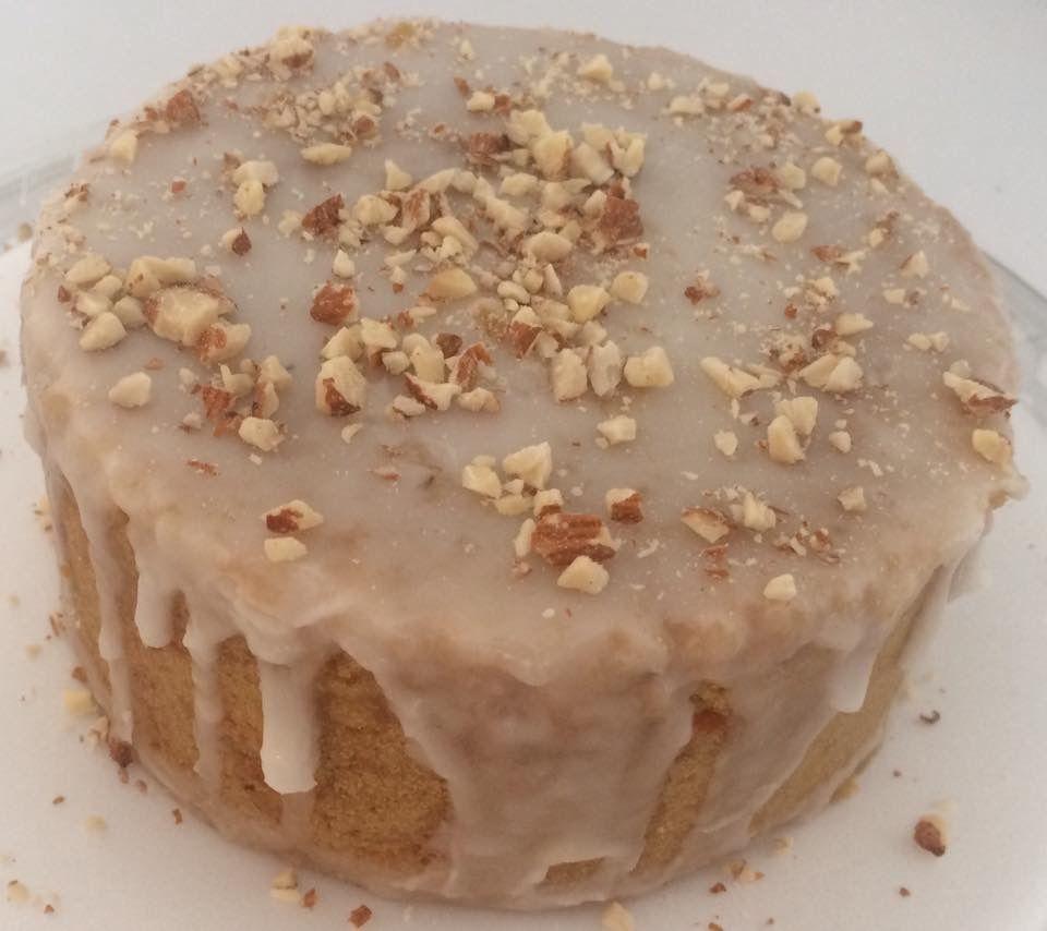 Torta Zanahoria Almendras