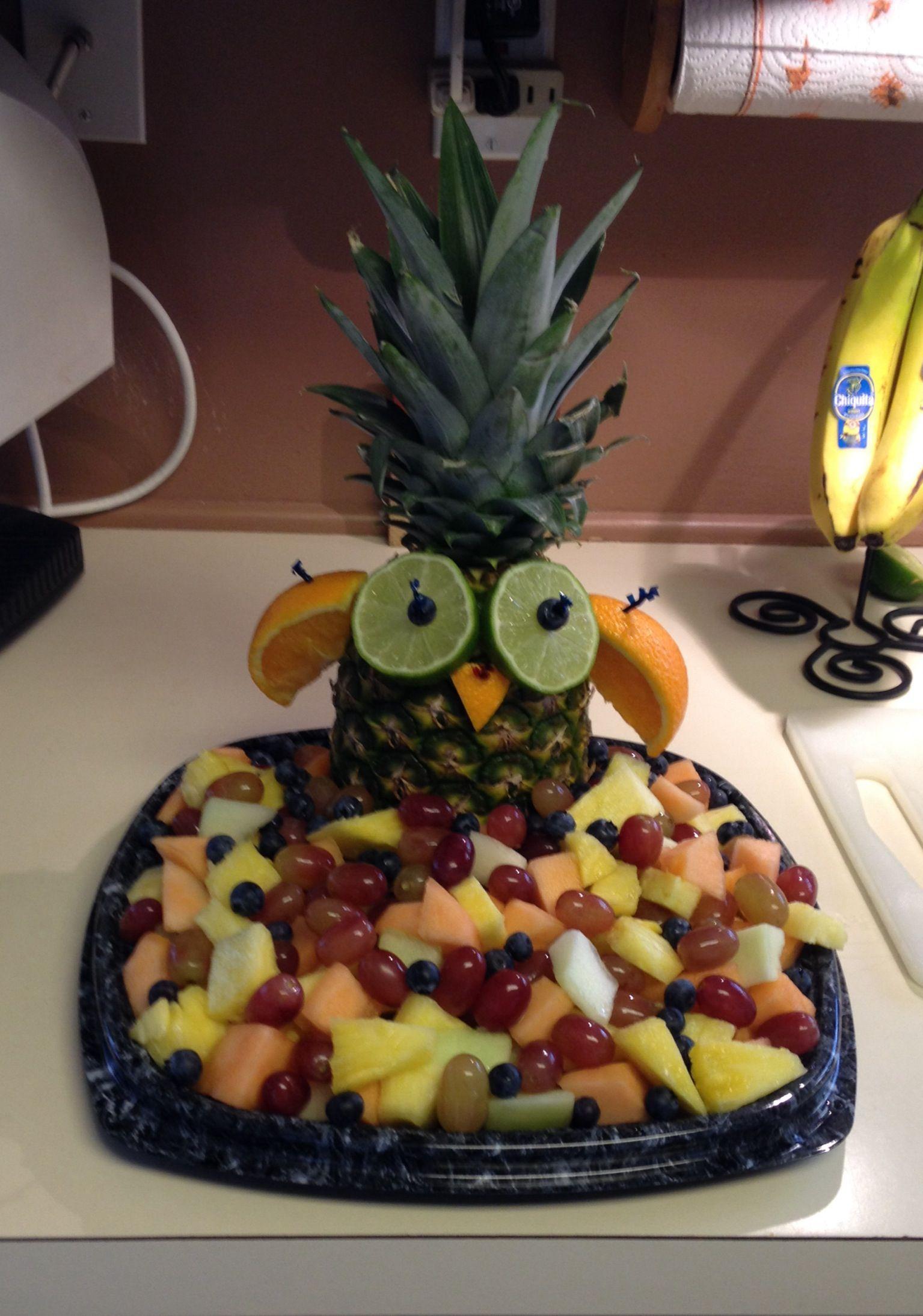 fruit tray mr fruit