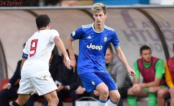 Český talent opouští Juventus. Macek odchází hostovat do Bari