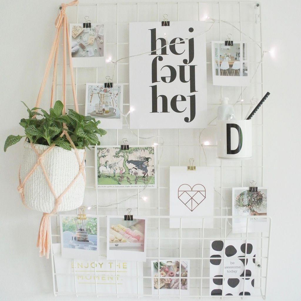 Pinnwand Bilder Ideen In 2020 Zimmer Dekoration Diy Dekor