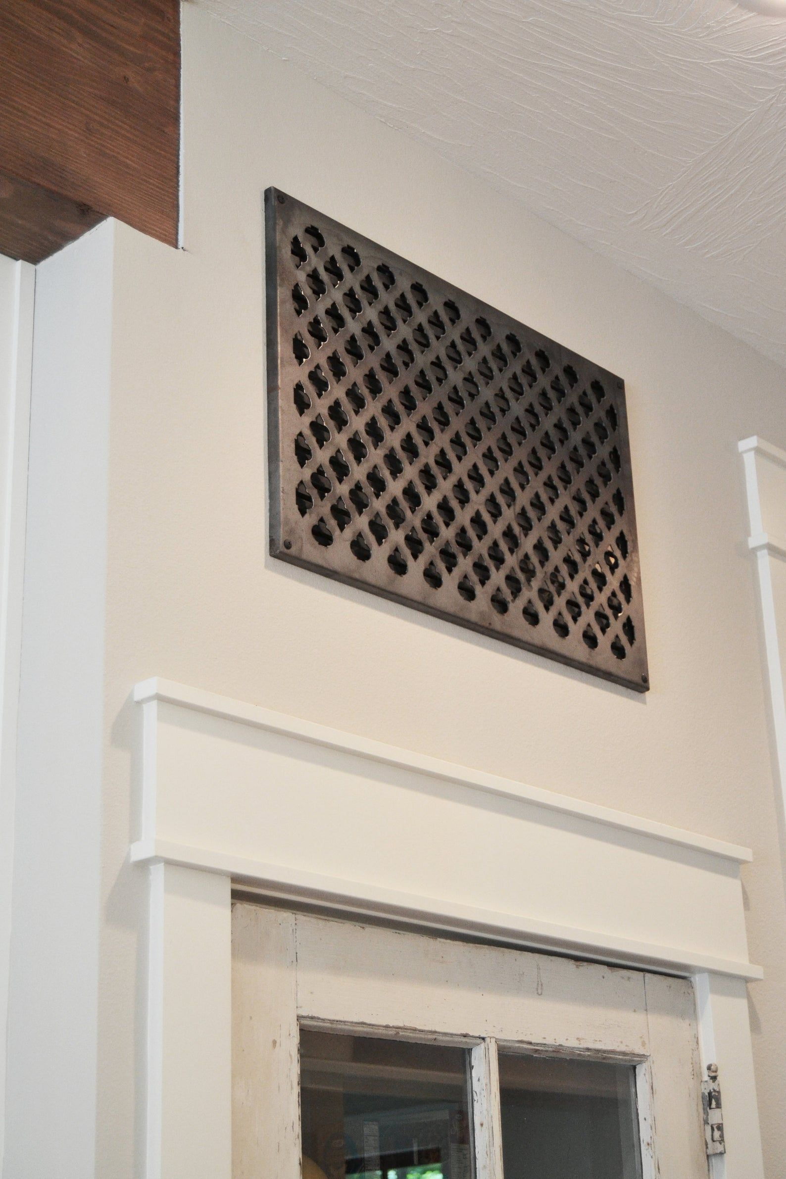 Return Air Vent Covers Farmhouse Decor Air Vent