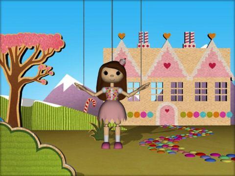 marionetten puppen app f r kinder ipad iphone ipad. Black Bedroom Furniture Sets. Home Design Ideas