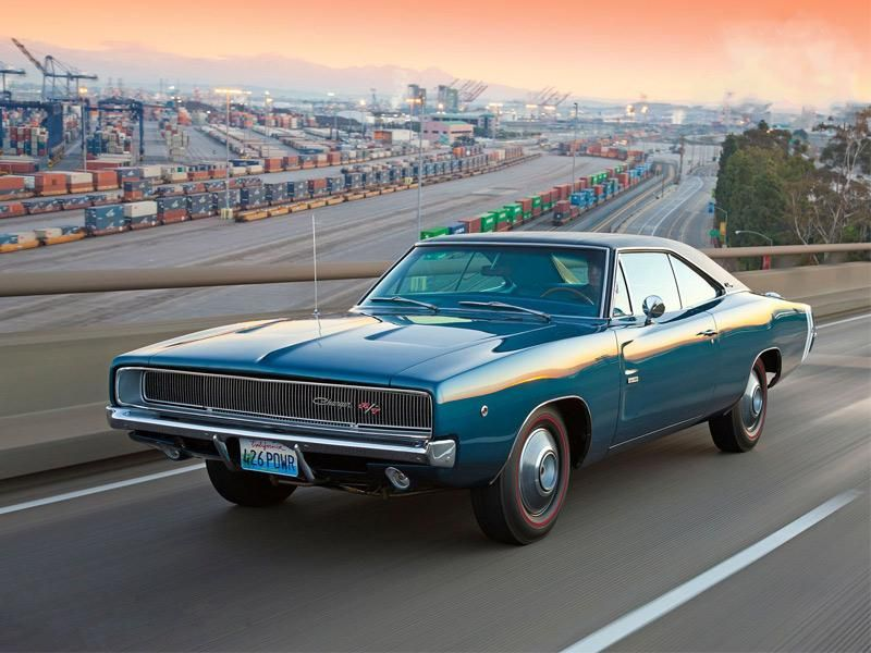 Top 10: Dodge Charger RT 1968 | HEMI | Pinterest | Dodge charger rt ...