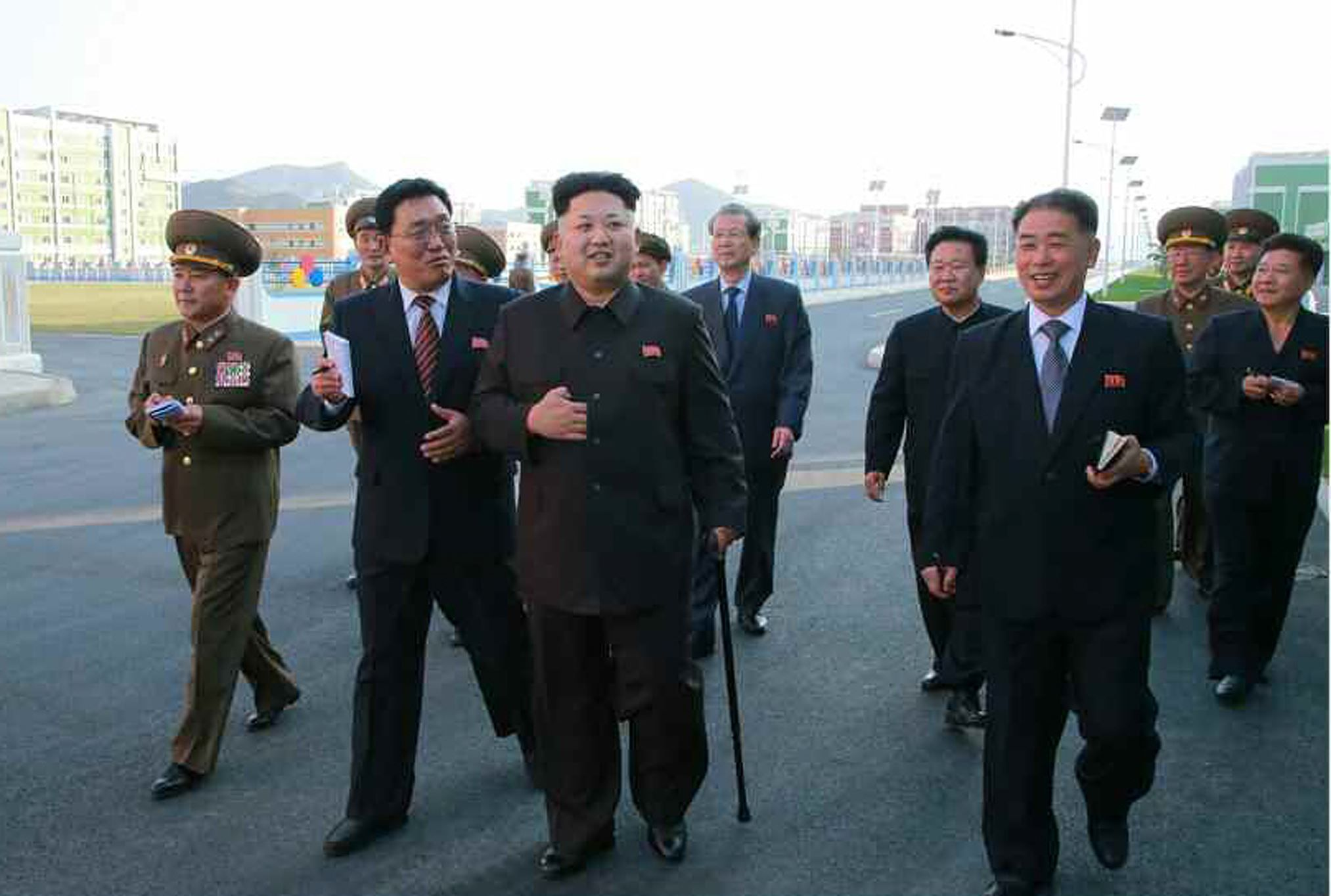 The return of Kim Jongun North korea kim, North korea