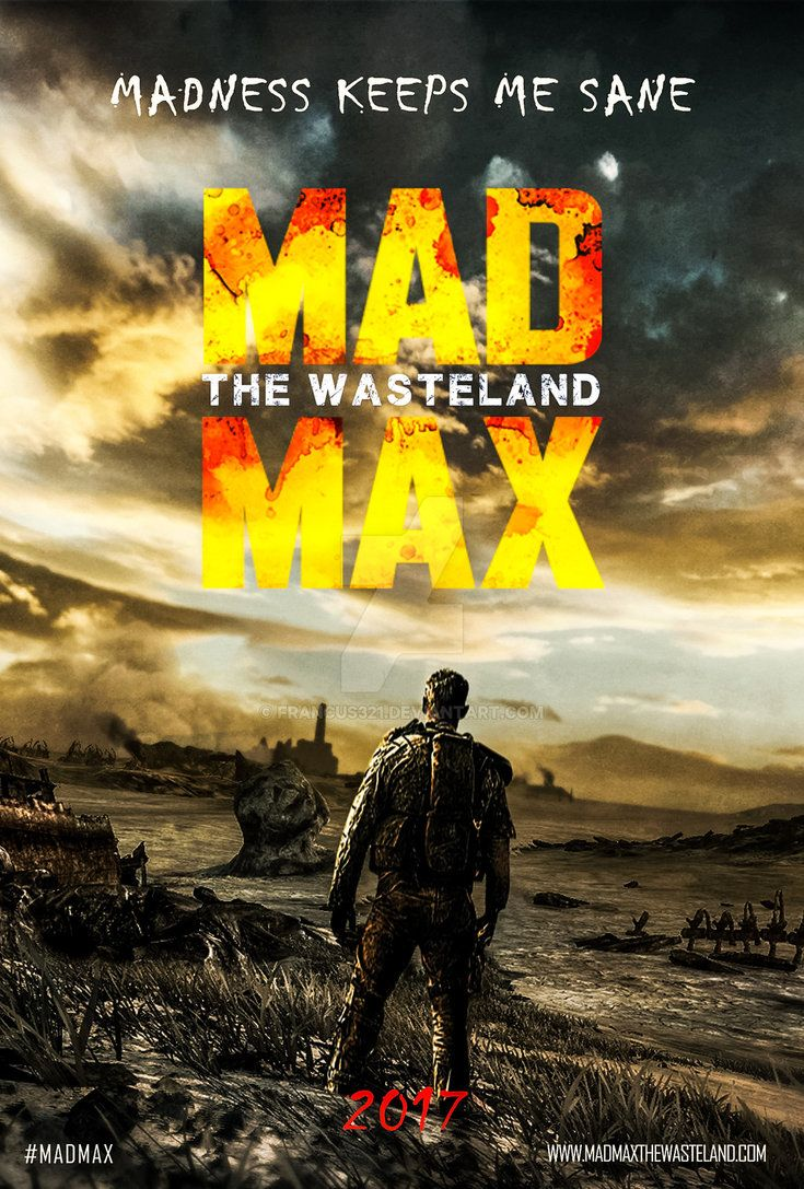 mad max the wasteland