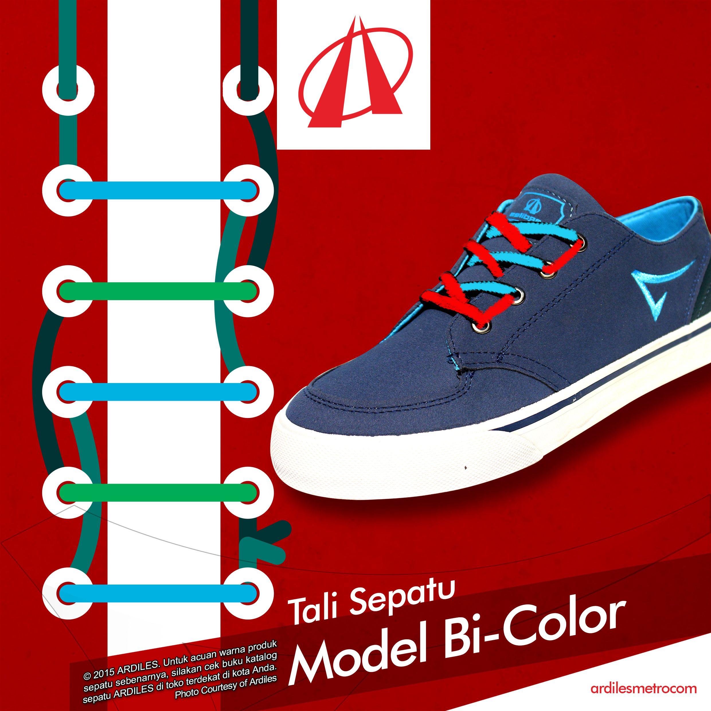 Ardiles Sneakers Lovers Kali Ini Model Sepatu Yang Akan Kita Coba