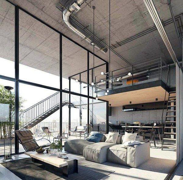 Luxury Farmhouse Interior Design: 50 Ultimate Bachelor Pad Designs For Men