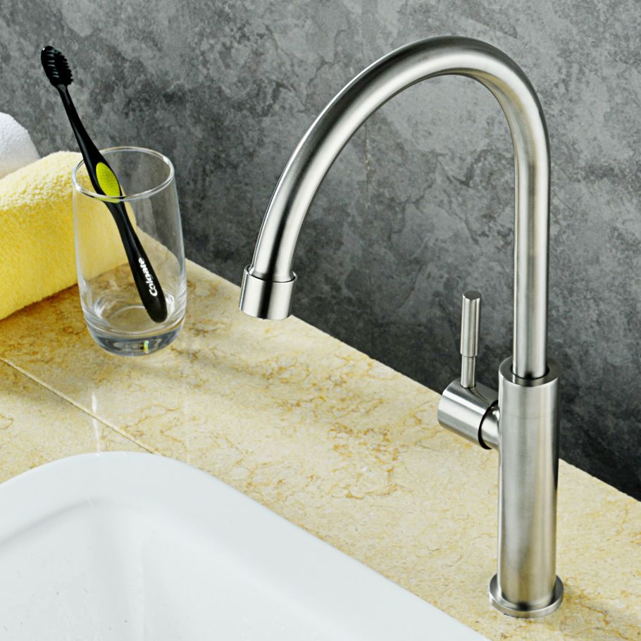 kitchen faucet--304 stainless stell s.s best selling sink ...