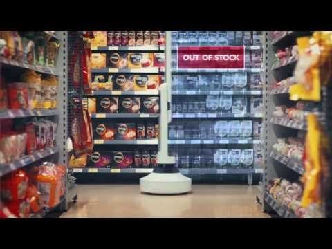 Robot Stockboys To Roam Aisles At Grocery Store Chain
