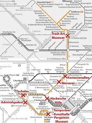 Stadtetipps Von Insidern Berlin Ich Bin Ein Berliner Friedrichstadt Palast Berlin U Bahn Station