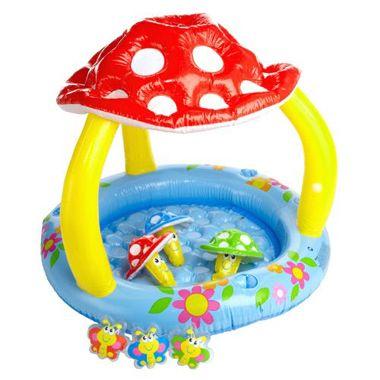 Baby Pool Mushroom In 2020 Ballonnen Decoratie