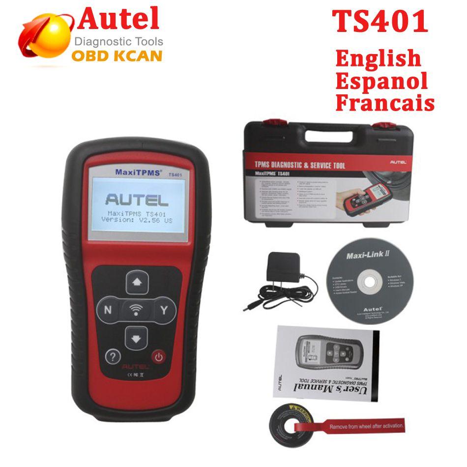 Original Autel TPMS Diagnostic and Service Tool MaxiTPMS
