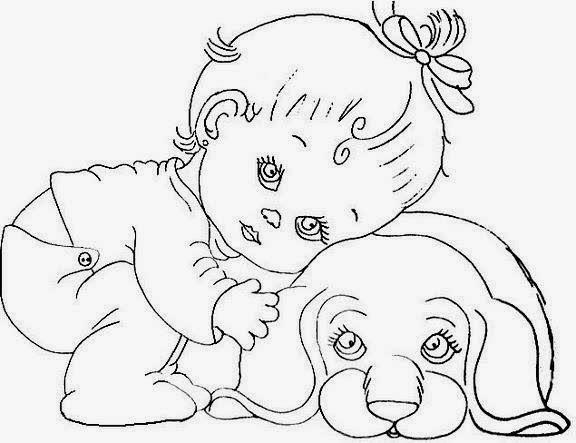 Meninas Bebes Com Imagens Pintura Em Fraldas Mandalas Para