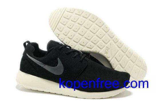 size 40 d4f7d 9dd8b Kopen goedkope dames Nike Roshe Run Schoenen (kleurflirt,binnen-zwart